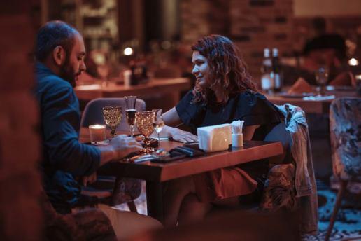гости ресторана